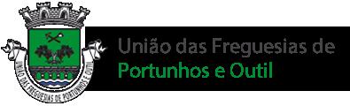União de Freguesias de Portunhos e Outil Logo